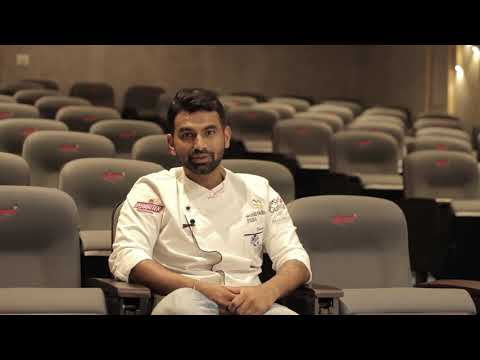 Vinesh Johny | World Skills Expert for Pastry | Pastry Chef India