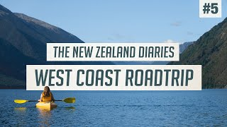Stunning Lakes, Glaciers and Coastlines | Epic West Coast Roadtrip | New Zealand Guide #5