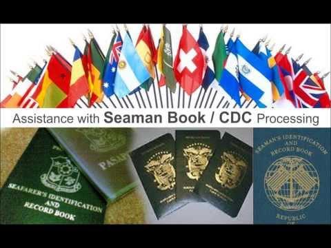 Seaman Book Belize