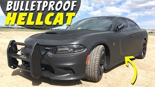 Armormax Bulletproof Dodge Charger Hellcat AWD – Everything You Need to Know!
