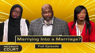 Marrying Into A Marriage? Woman Weds Married Man Over The Phone (Full Episode)   Paternity Court