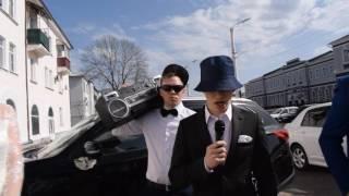 Пародия на клип Грибов на свадьбе, ведущий Артём Новиков