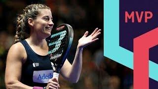 Alejandra Salazar: MVP Estrella Damm Alicante Open | World Padel Tour