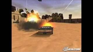 Knight Rider 2 PlayStation 2 Trailer - Official Knight
