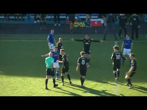 Carlisle United 0-2 Crewe Alexandra: Sky Bet League Two Highlights 2016/17 Season