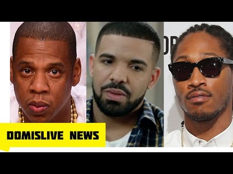 HUGE RAP BEEF! (Drake Vs Jay Z, Future Vs Desiigner, Lil Way