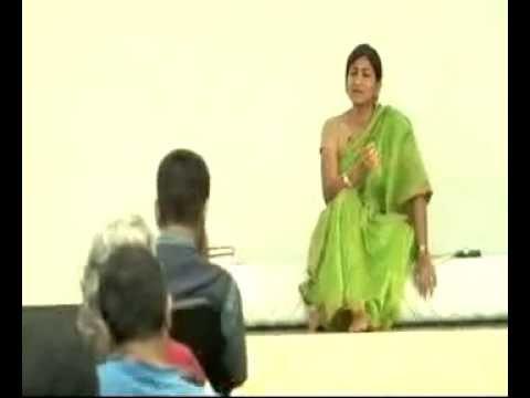 Namita Devidayal - Vocal performance - Urban (Re)Imagination