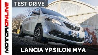 Lancia Ypsilon Mya   Test drive