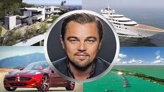 LEONARDO DICAPRIO ● BIOGRAPHY ● House ● Cars ● Family ●  Net worth ● 2017