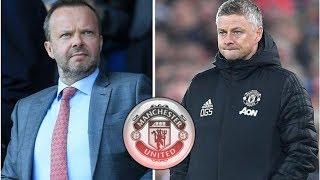 Man Utd chief Ed Woodward makes Ole Gunnar Solskjaer sack decision after Liverpool loss- transfer...