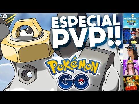 ESPECIAL PVP VS YOUTUBERS!! | 1000 | POKEMON GO thumbnail