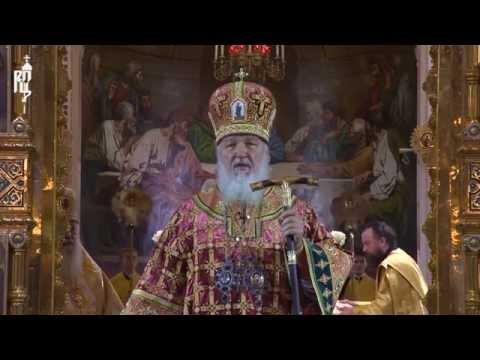 Проповедь Патриарха Кирилла в день памяти св. равноап. князя Владимира