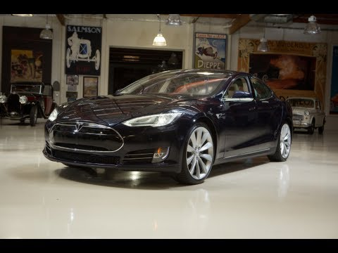 2012 Tesla Model S – Jay Leno's Garage