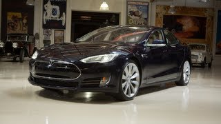 2012 Tesla Model S - Jay Leno's Garage