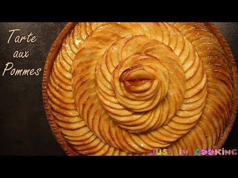 Recette de la Tarte aux Pommes