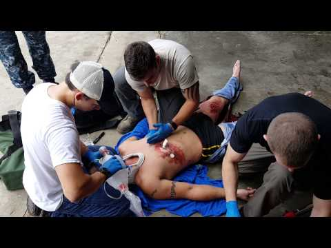 EMT Trauma Assessment