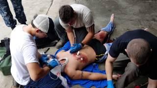 EMT Trauma Assessment
