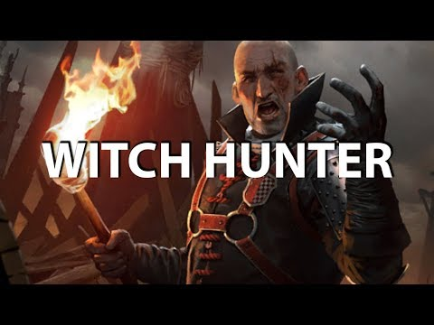 Gwent: Syndicate Witch Hunter deck - King of Beggars Gameplay