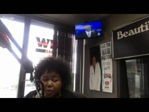 """Trichologist Lisa Akbari's """"Ask the Hair Doctor,' LIVE on WDIA 1070 + iHeartRadio"""