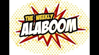 The Weekly Alaboom - April 24, 2019