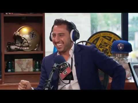 Josh Altman In-Studio on The Dan Patrick Show (Full Interview) 10/1 ...