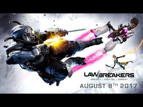 Debuting at 73rd overall game on Steam, LawBreakers is Dead on Arrival
