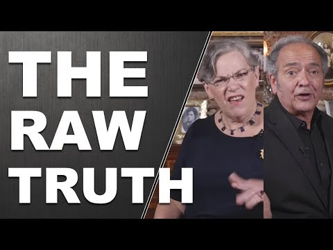 RAW TRUTH: The Markets/Bitcoin/Central Banks/Gold -Lynette Zang Interviews Gerald Celente IN PERSON