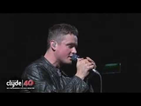 Keane Exclusive Gig for Radio Clyde - Somewhere Only We Know