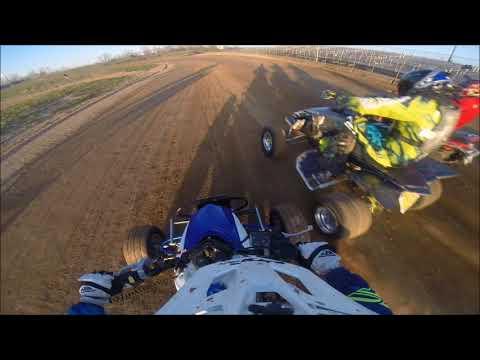 Mid America Speedway ATV Flat Track Racing 2018