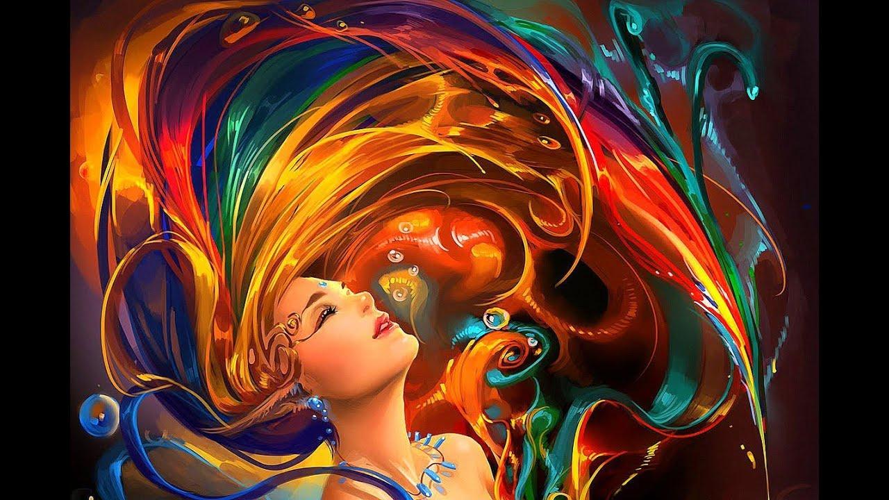 Цветные сны Пантомима  Color dreams Pantomime