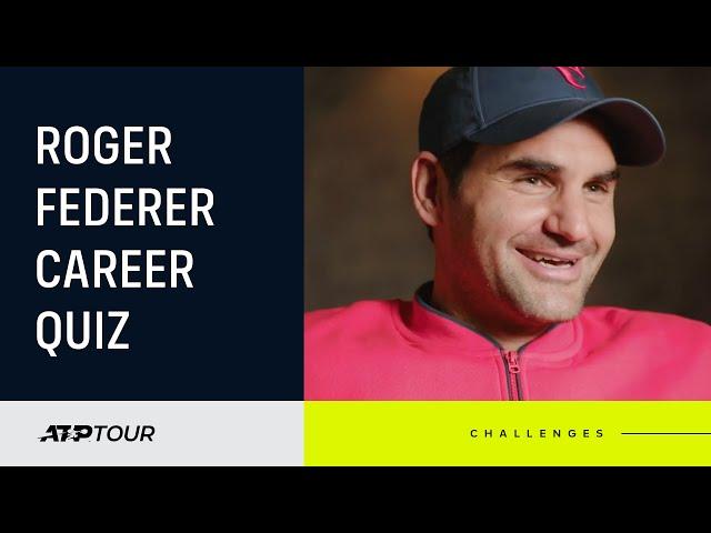 How Well Does Roger Federer Know Roger Federer?