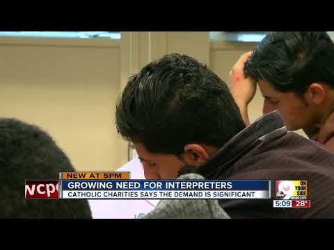 Interpreters needed to serve Cincinnati's increasingly diverse population