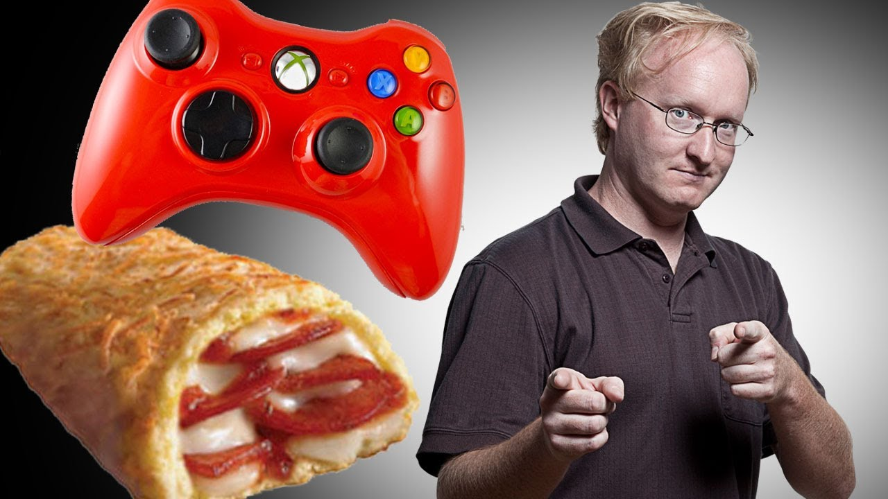 Build A Video Game Controlled Hot Pocket Dispenser Youtube