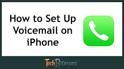 How to Set Up & Activate Voicemail on iPhone