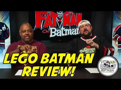 LEGO BATMAN REVIEW!