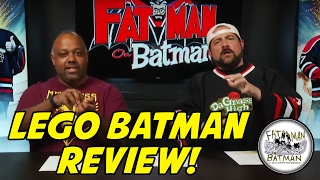 LEGO BATMAN REVIEW!