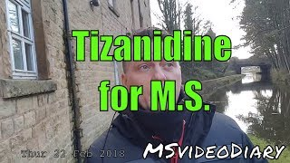 I was given Tizanidine 4mg for muscle spasticity. Did it affect my spasms?
