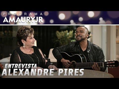 Entrevista - Alexandre Pires