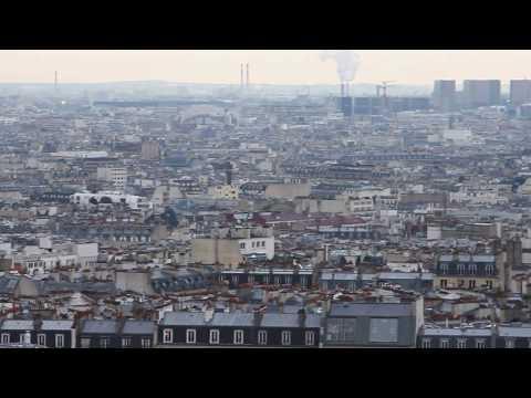 Paris. Montmartre. Basilique du Sacré Cœur!