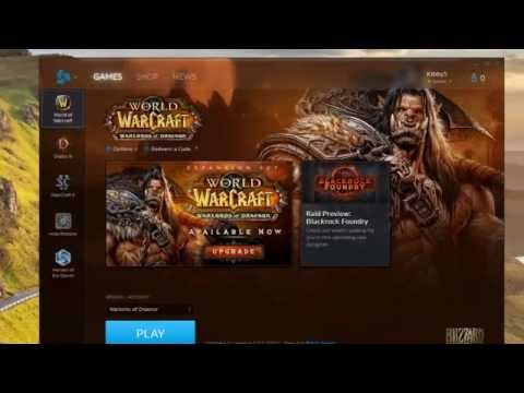 Warcraft на виндовс 10