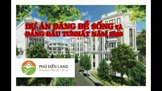 image Dự án Phú Diễn Land - Hoàng Quốc Việt - Thắng nhà đất