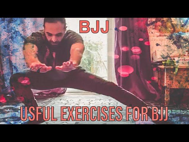 BJJ - Useful Exercises For BJJ