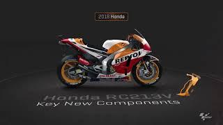 Moto Gp New Component 2018