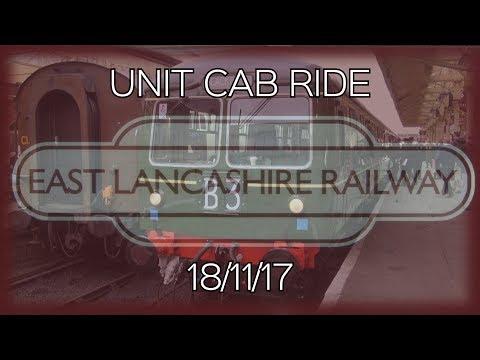 Unit Cab Ride ELR 18/11/17 LOCO TV UK