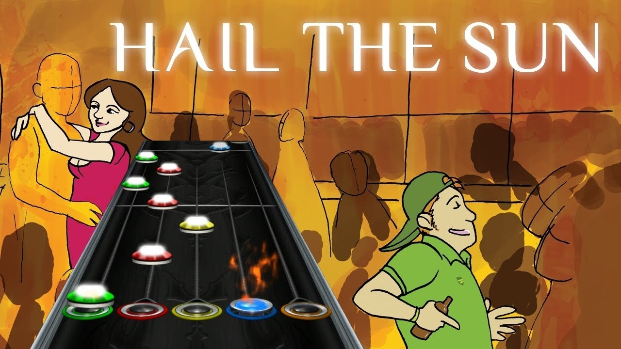 Hail The Sun - Testostyrannosaurus (Clone Hero Custom Song ...