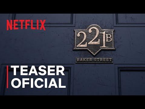 Os Irregulares de Baker Street | Teaser oficial | Netflix