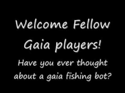 Gaia Automatic Rare Fishing Bot! V2.0 New Coding!!!