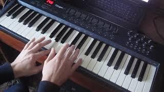 Lil Wayne - Cant Be Broken (Piano Tutorial)