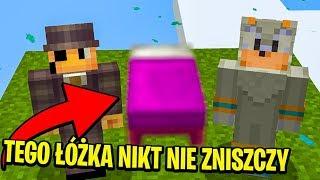 Minecraft: TEGO ŁÓŻKA NIKT NIE ZNISZCZY [Powrót BEDWARS!]