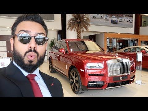 Rolls Royce  CULLINAN - The Luxury SUV